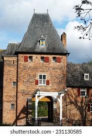 old castle in Europe