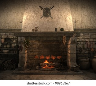 Old Castle Kitchen