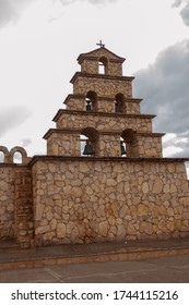 An old catholic church in Bolivia