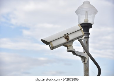 Old CCTV but still working