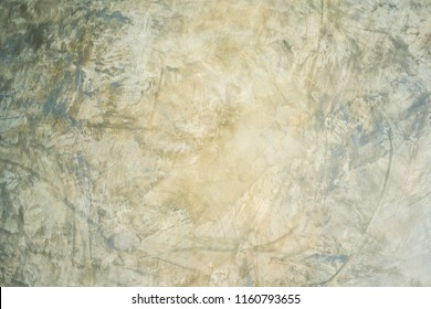 Old cement or concrete wall texture and background. Polished plaster walls.