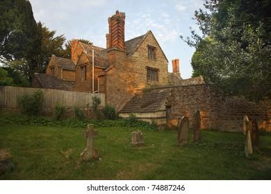 Old cemetery, Oxfordshire, Banbury, England