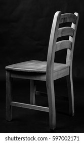 The old chair. Shot in Denmark
