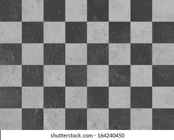 Old checker chess square abstract background