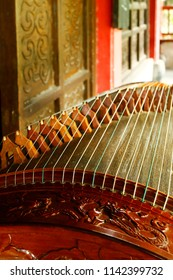 Old chinese traditional music instrument... yangqin