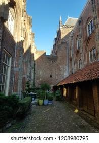 old church building in Deventer