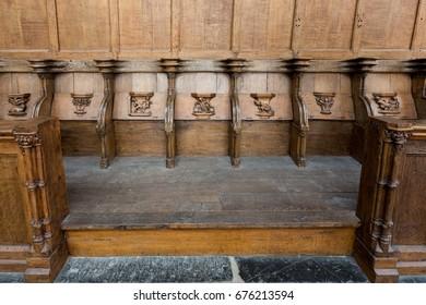 OLD CHURCH OR DE OUDE KERK, AMSTERDAM