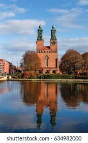 Old church in Eskilstuna, Sweden