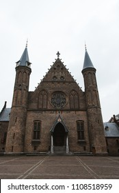 Old Church in The Hague, Holland, The Netherlands