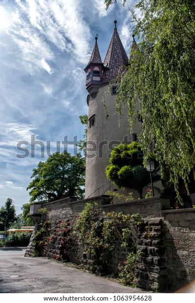 Old church in Lindau