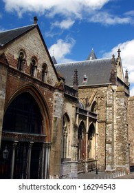 An old church in Maastricht, The Netherlands