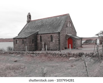old church on mull