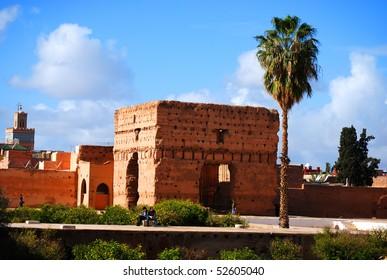 Old Citadel in morocco