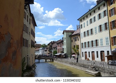 the old city of annecy