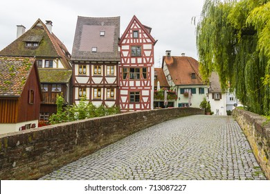 Old city center, Ulm, Germany