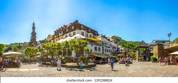 Old City of Cochem, Moselle Valley, Germany
