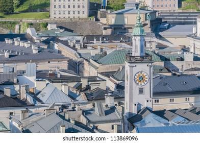 Old City Hall (Altes Rathaus) located at Salzburg, Austria