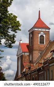 old city of Kaunas