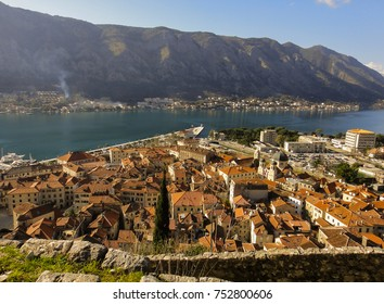 Old City of Kotor in Montenegro