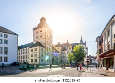 Old City, Paderborn, Germany