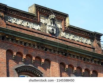 Kraków - old city in Poland.