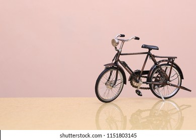 Old Classic Asian Bicycle Model