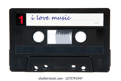 old classic cassette