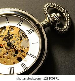 Old clock macro