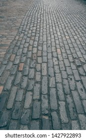 old cobbled roads with character