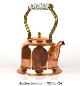 old coffeepot