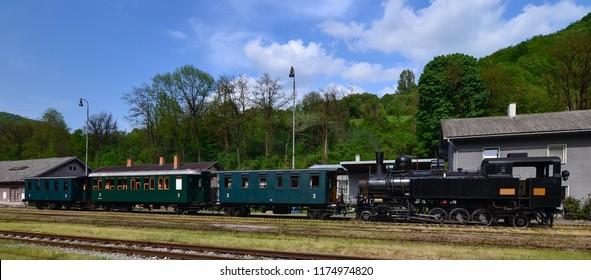 The Old Cog Railway