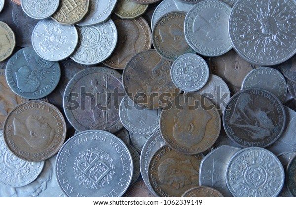 old coins from great britain