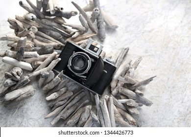 Old collector's camera.