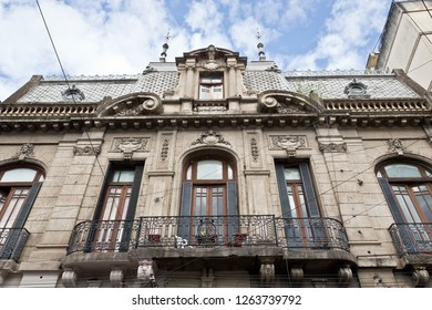 Old colonial building in Salta, Argentina