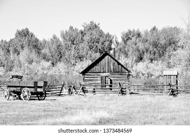 Old Colorado Homestead
