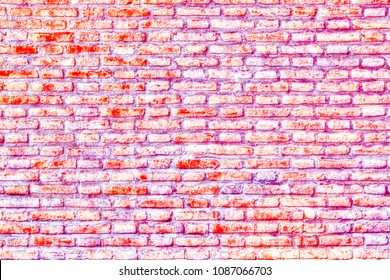 An old colored wall