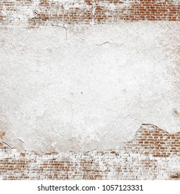 old concrete brick wall texture grunge background