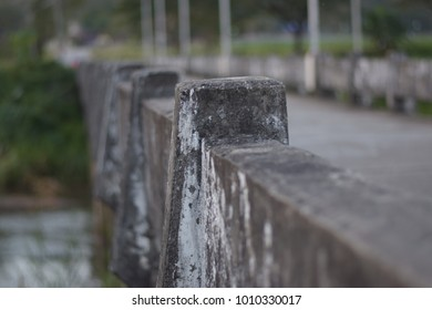 Old concrete bridges