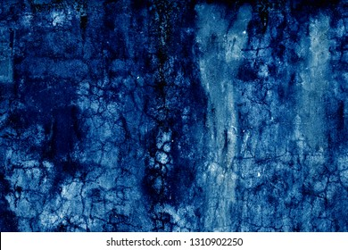 A old concrete plaster painted wall background