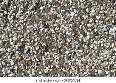 Old concrete plate surface