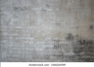 Old concrete wall for background.