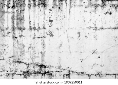 an old concrete wall. background for design. Grunge texture. High quality photo - Shutterstock ID 1939259011
