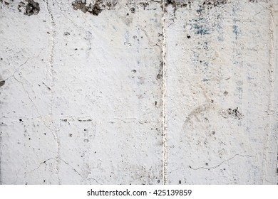 old concrete wall, grey interior background