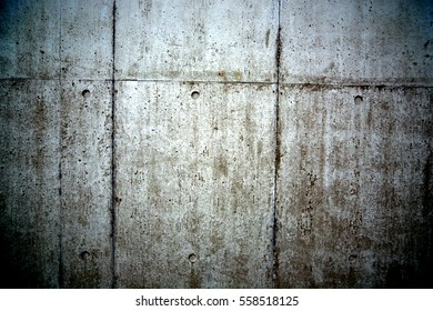 Old concrete walls, graphic materials, background materials