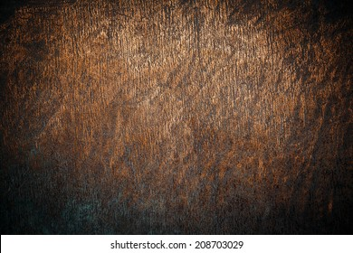 old copper surface