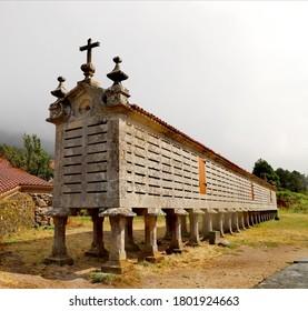 Old Corn Stone hórreo Heritage Tourism