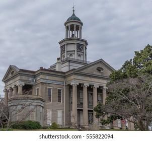 Old courthouse at Vicksburg, Mississippi