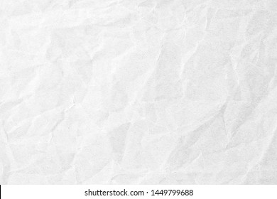 Old crumpled grey paper background texture