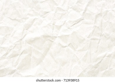 Old crumpled pale yellow texture
