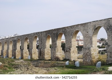 An old Cyprus aqueduct